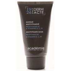 Masca cu multi-vitamine - Multivitamin Mask - Derm Acte IAR - Academie - 75 ml