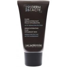 Fluid hidratant (ten gras sau mixt) - Dermo-Hydrating Fluid Intolerant Skin - Derm Acte CI - Academie - 50 ml