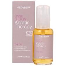 Ulei elixir cu efect de matase - Lisse Design - Keratin Therapy - Alfaparf Milano - 50 ml