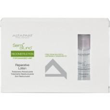 Reconstruction Lotion - Semi Di Lino - Alfaparf Milano - 6 x 13 ml