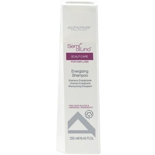 Scalp Energizing Shampoo - Semi Di Lino - Alfaparf Milano - 250 Ml