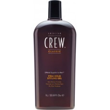 Firm Hold Gel - Classic Styling - American Crew - 1000 ml