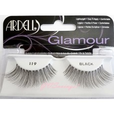 Gene false multi atractive - Glamour - Ardell - 119 Black