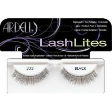Gene false subtiri - LashLites - Ardell - 333 Black