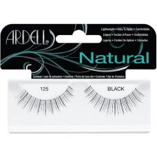 Gene false cu aspect natural - Natural - Ardell - 125 Black