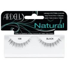 Gene false cu aspect natural - Natural - Ardell - 108 Black