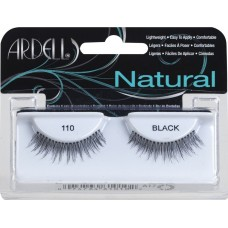 Gene false cu aspect natural - Natural - Ardell - 110 Black