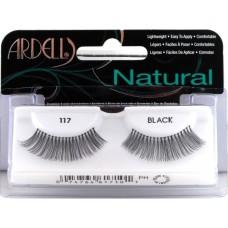 Gene false cu aspect natural - Natural - Ardell - 117 Black