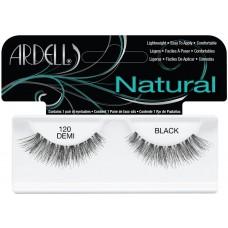 Gene false cu aspect natural - Natural - Ardell - 120 Demi Black