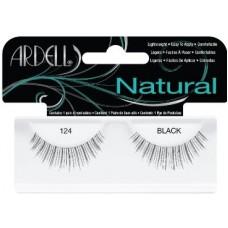Gene false cu aspect natural - Natural - Ardell - 124 Black