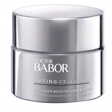 Crema pentru intinerire si lifting - Collagen Booster Cream Rich - Lifting Cellular - Babor - 15 ml