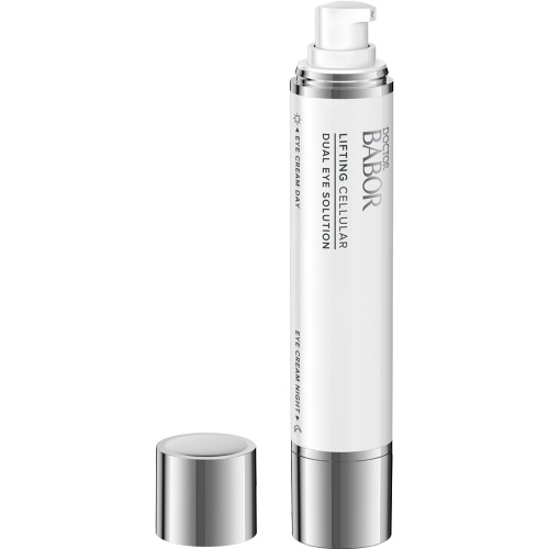 Tratament Intensiv De Ochi Pentru Zi Si Noapte - Dual Eye Solution - Lifting Cellular - Babor - 2 X 15 Ml