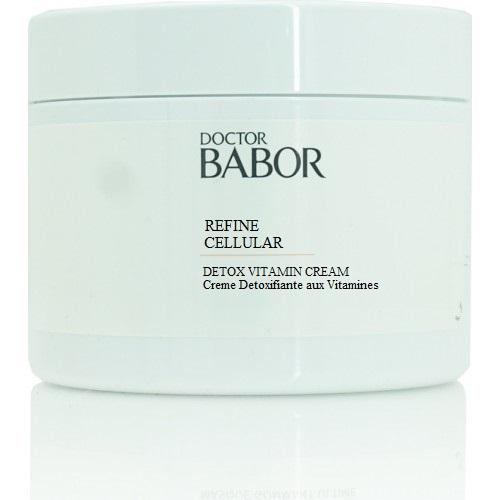 Crema Detoxifianta - Detox Vitamin Cream - Cp - Refine Cellular - Doctor Babor - Babor - 200 Ml
