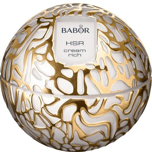 Crema De Lifting Si Fermitate - Extra Firming Cream Rich - Hsr Lifting - Babor - 50 Ml