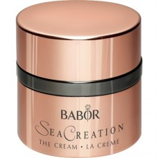 Crema antirid luxurianta cu extract de caviar verde - The Cream - Seacreation - Babor - 50 ml