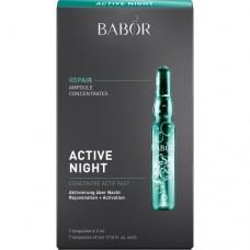 Fiole reparatoare pentru noapte - Active Night Ampoule Concentrates - Babor - 7 x 2 ml