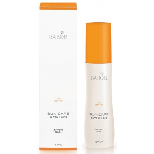 Spray Calmant Dupa Bronzare - After Sun Spray Babor 200 Ml