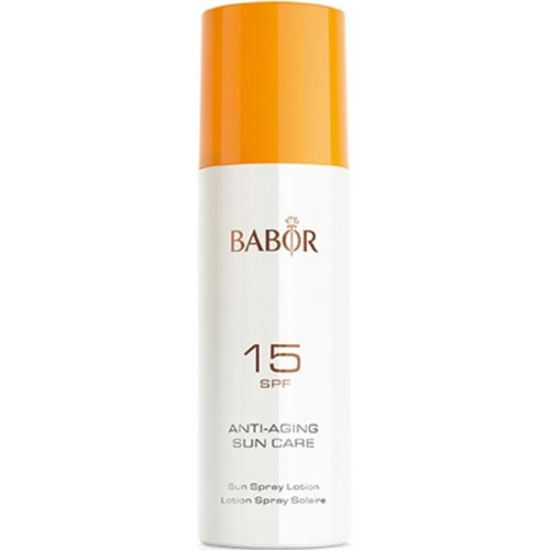 Spray Cu Protectie Solara Medie - Medium Protection Sun Spray Spf 15 - Sun Care - Babor - 200 Ml