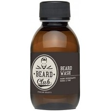 Solutie pentru curatarea barbii si a fetei (fara spuma) - Beard Wash - Beard Club - 150 ml