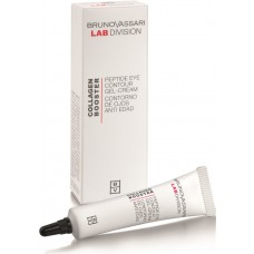 Crema de ochi - Peptide Eye Contour Gel-Cream - Collagen Booster - Lab Division - Bruno Vassari - 15 ml