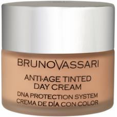 Fond de ten crema - Anti Age Tinted Day Cream - Nr 2 - Bruno Vassari - 50 ml