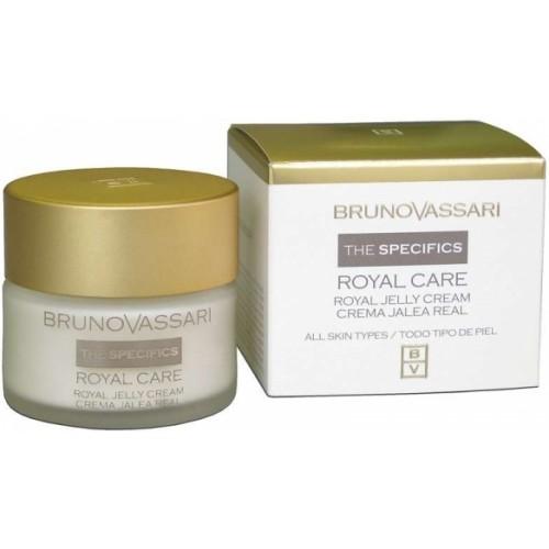 Crema Nutritiva Si Hidratanta - Royal Care Cream - Bruno Vassari - 50 Ml