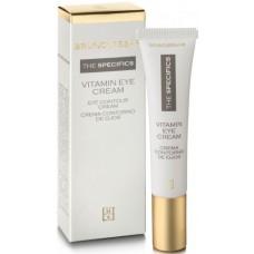 Crema anti-rid nutritiva - Vitamin Eye Cream - Bruno Vassari - 15 ml