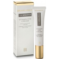 Crema Anti Rid Nutritiva Vitamin Eye Cream Bruno Vassari