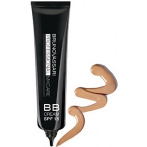 Crema Corectoare Si Reparatoare Bb Cream Spf 15 Dark Shade Bruno Vassari