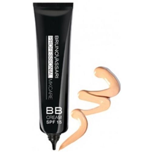 Crema Corectoare Si Reparatoare Bb Cream Spf 15 Light Shade Bruno Vassari