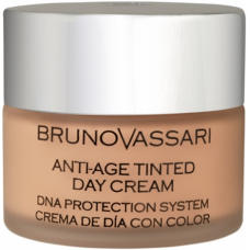 Fond De Ten Crema Anti Age Tinted Day Cream Nr 2 Bruno Vassari