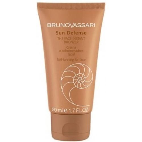 The Face Instant Bronzer - Bruno Vassari - 50 Ml