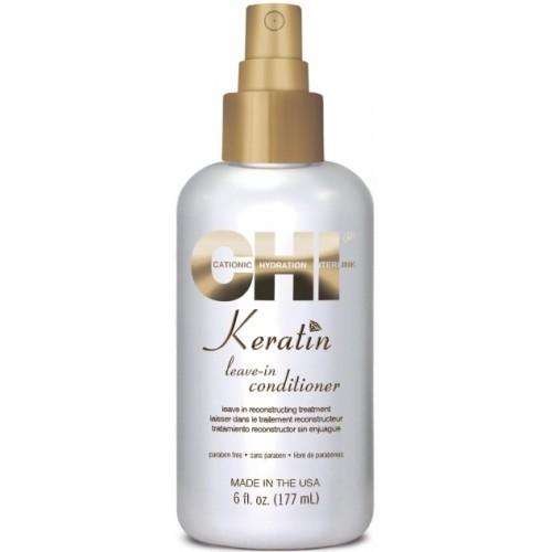 Tratament Reparator Cu Keratina Keratin Leave-in Conditioner Chi