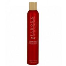 Spray Pentru Volum Si Indreptare Cu Trufe Si Perle Farouk Ultimate Control Shaping Spray CHI 340 Gr