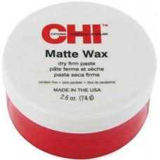 Ceara Mata Cu Fixare Puternica Matte Wax CHI 74 G