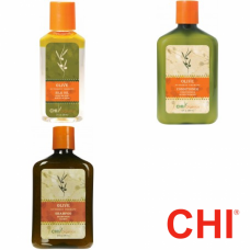 Kit organic cu ulei de masline - Olive - CHI - 3 produse cu 18.57% discount