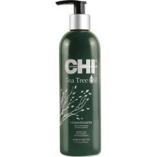 Balsam calmant si revigorant fara parabeni - Paraben Free Conditioner - Tea Tree Oil - CHI - 355 ml