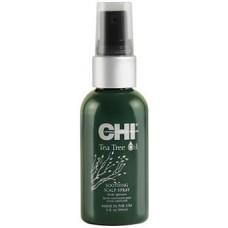 Spray calmant pentru scalp uscat (fara parabeni) - Soothing Scalp Spray - Tea Tree Oil - CHI - 59 ml