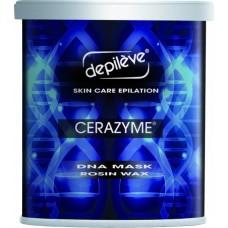 Ceara elastica cu proprietati anti imbatranire - DNA Mask Rosin Wax - Cerazyme - Depileve - 800 gr