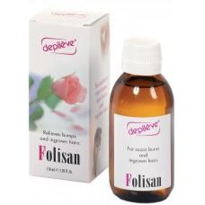 Lotiune impotriva foliculitei - Folisan - Depileve - 150 ml