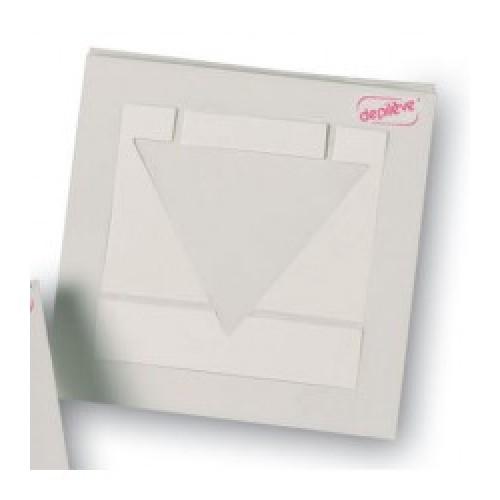 Sablon Intim Pentru Epilat Sub Forma De Triunghi Triangle Shape Depileve