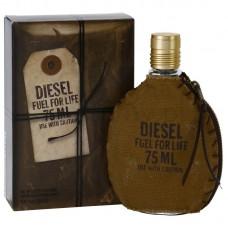 Apa de toaleta pentru barbati - Eau De Toilette Pour Homme - Fuel For Life - Diesel - 75 ml