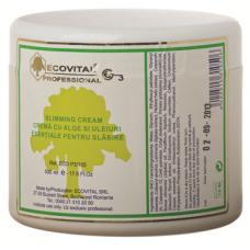 Crema Cu Alge Si Uleiuri Esentiale Pentru Slabire Ecovital