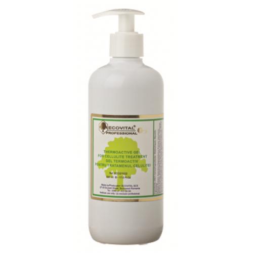 Gel Anticelulitic Termoactiv Ecovital