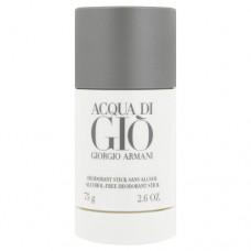 Deodorant stick fara alcool - Deodorant Stick Sans Alcool - Acqua Di Gio - Giorgio Armani - 75 ml