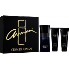 Set apa de toaleta + gel de dus + aftershave - Armani Code - Giorgio Armani - 50 ml + 75 ml + 75 ml