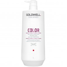 Balsam pentru par vopsit - Brilliance Conditioner - Color - DualSenses - Goldwell - 1000 ml