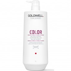Sampon pentru par vopsit - Brilliance Shampoo - Color - DualSenses - Goldwell - 1000 ml
