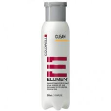 Solutie pentru indepartarea petelor de vopsea de pe piele - Clean - Elumen - Goldwell - 250 ml