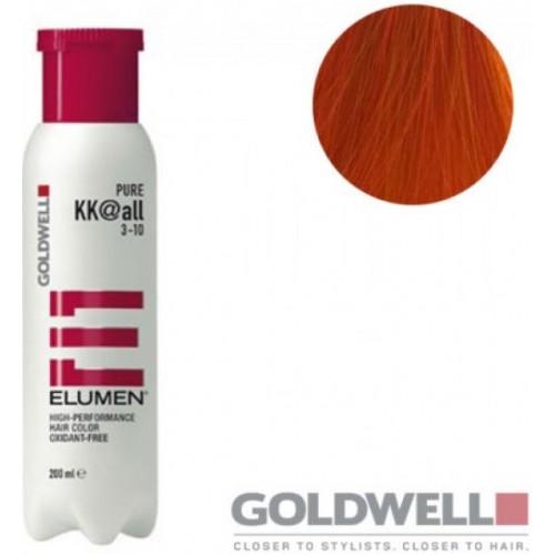 Vopsea De Par Profesionala Neoxidativa - Kk@all - Elumen - Goldwell - 200 Ml
